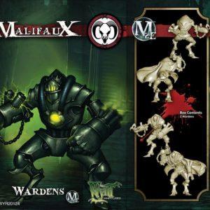 Malifaux Wardens