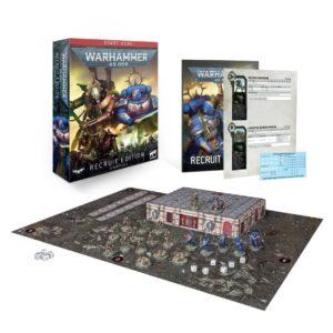 Warhammer Recruit Edition