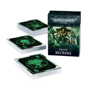 Warhammer 40000 Datacards Necrons (9 редакция)