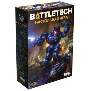 BattleTech настольная игра