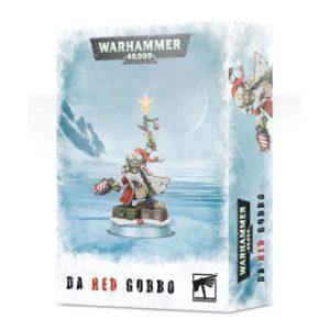Warhammer 40000 Da Red Gobbo