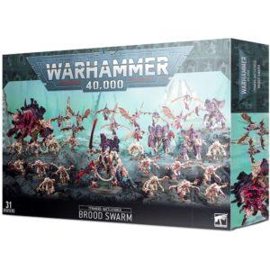 Warhammer 40000 Tyranids Brood Swarm