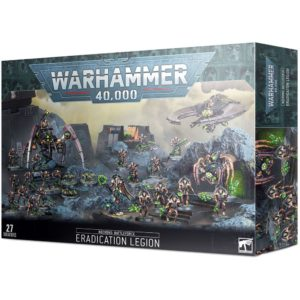 Warhammer 40000 Necrons Eradication Legion