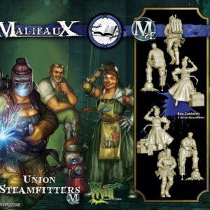 Malifaux Union Steamfitters