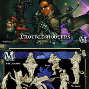 Malifaux Troubleshooters