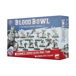 Blood Bowl Necromantic Horror Team
