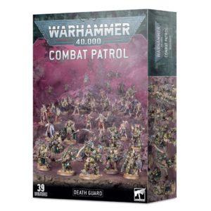 Warhammer 40000. Combat Patrol. Death Guard