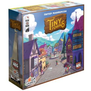 Крошечные Города настольная игра
