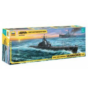 Советская подводная лодка Щука Звезда 1 144