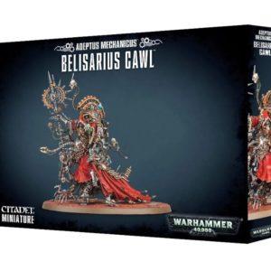 Warhammer 40000. Adeptus Mechanicus. Belisarius Cawl
