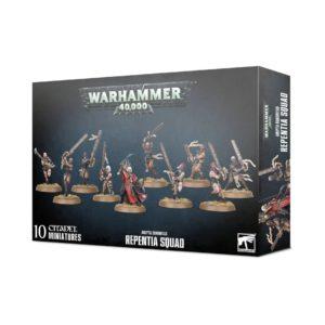 Warhammer 40000. Adepta Sororitas – Repentia Squad