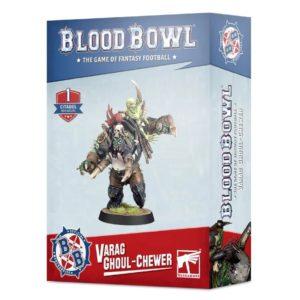 Blood Bowl. Varag Ghoul-Chewer