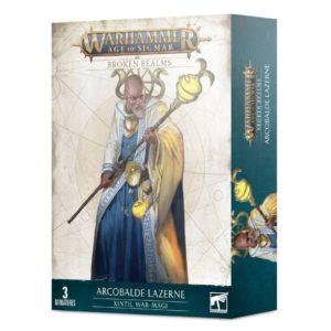 Arcobalde Lazerne – Xintil War-Magi