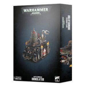 Warhammer 40000. Adepta Sororitas – Immolator