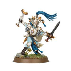 Lumineth Realm-lords. Scinari Loreseeker