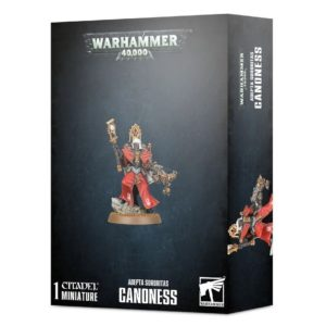 Warhammer 40000. Adepta Sororitas. Canoness