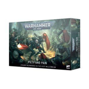 Warhammer 40000 Piety and Pain