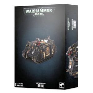 Warhammer 40000. Adepta Sororitas. Rhino
