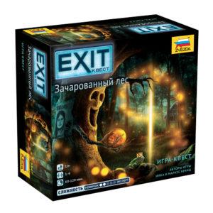 Exit квест Зачарованный лес